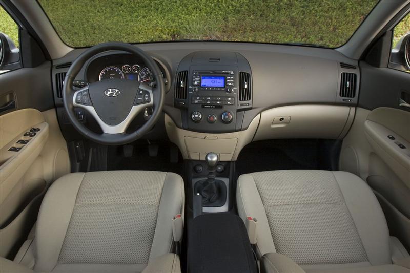 Superior 2009 Hyundai Elantra Touring