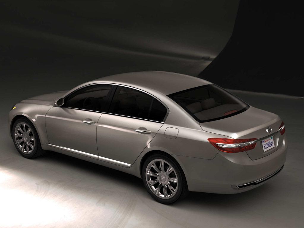 Hyundai genesis 2007