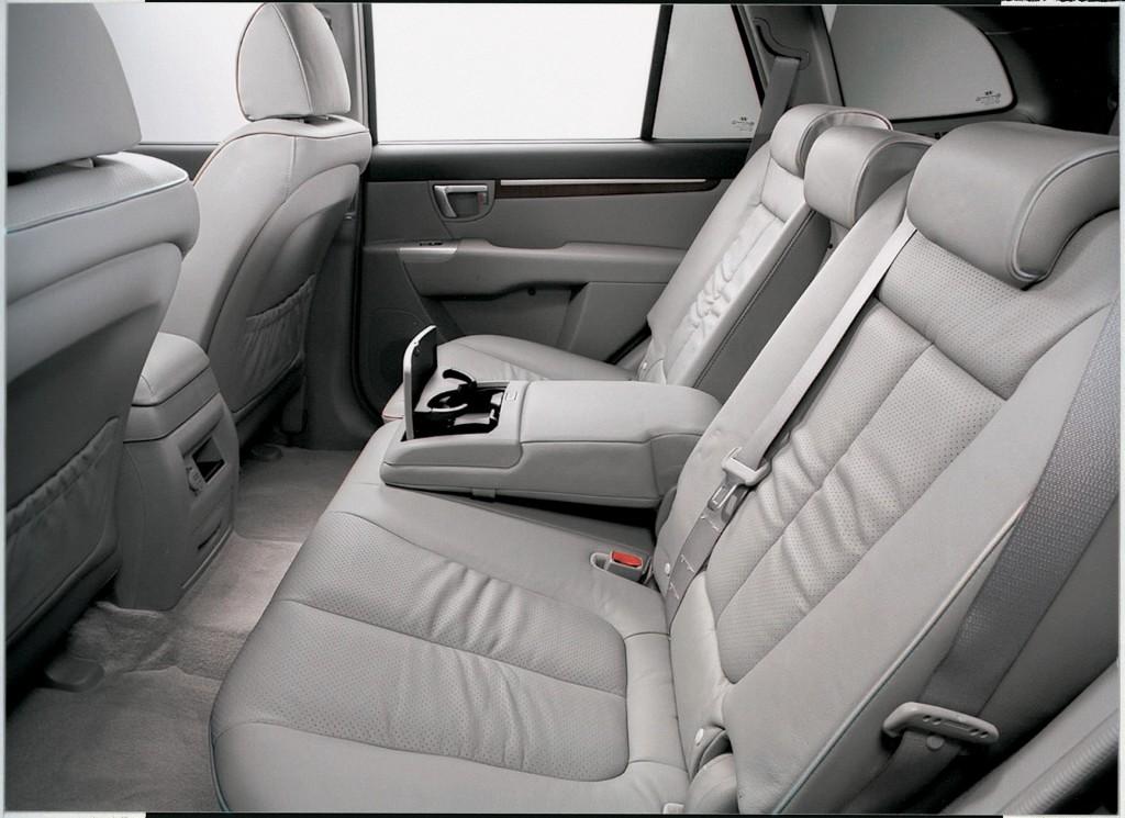 2007 Hyundai Santa Fe ...