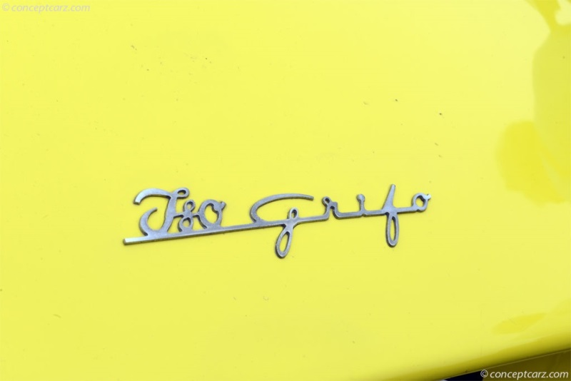 1967 ISO Grifo GL