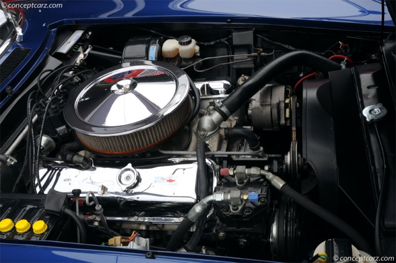Chassis 7L950 297 1969 ISO Grifo GL chassis information