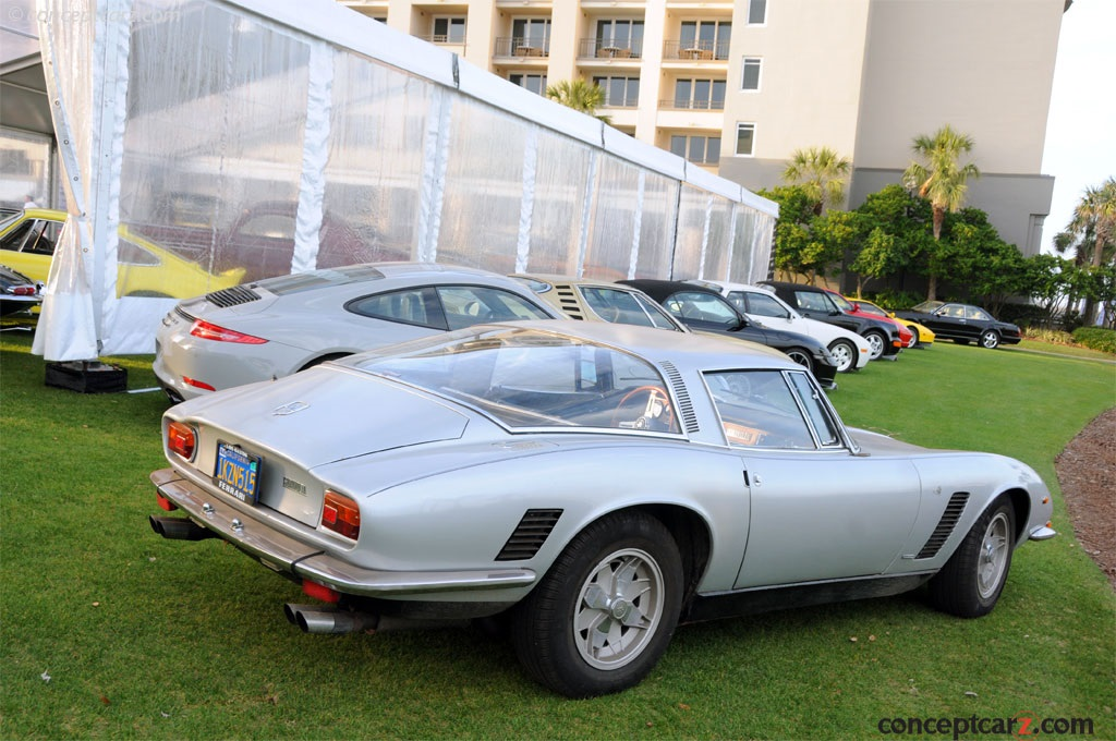 1970 ISO Grifo