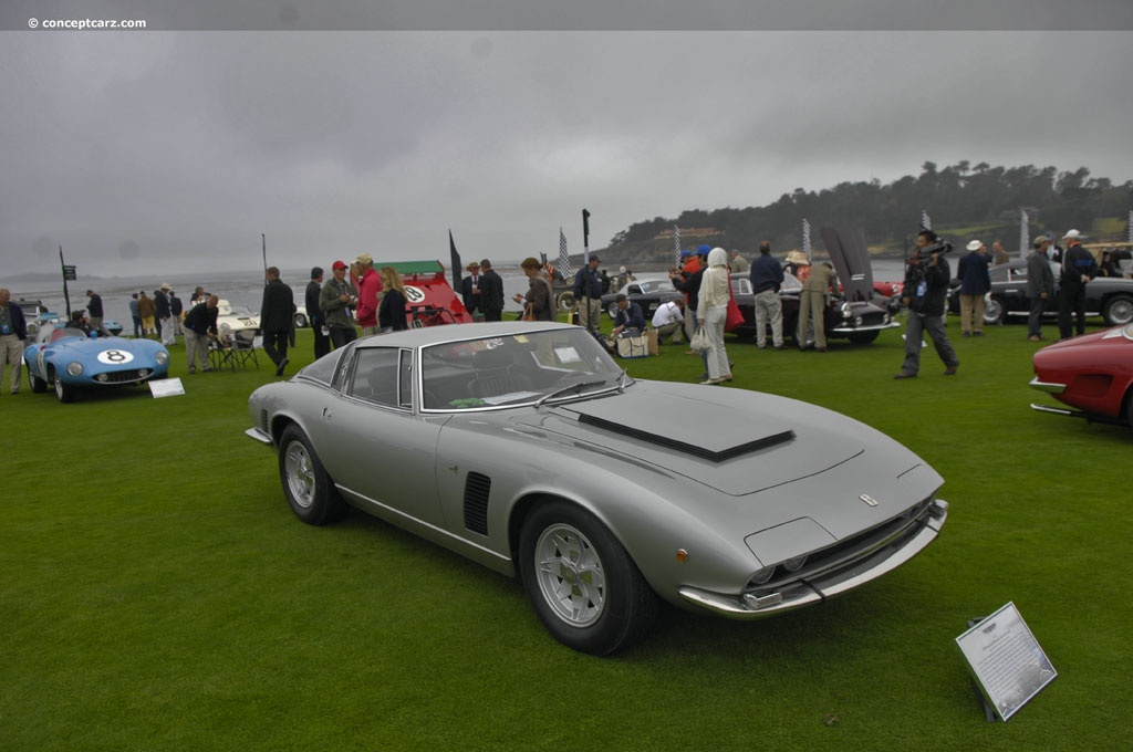 1971 ISO Grifo Series II