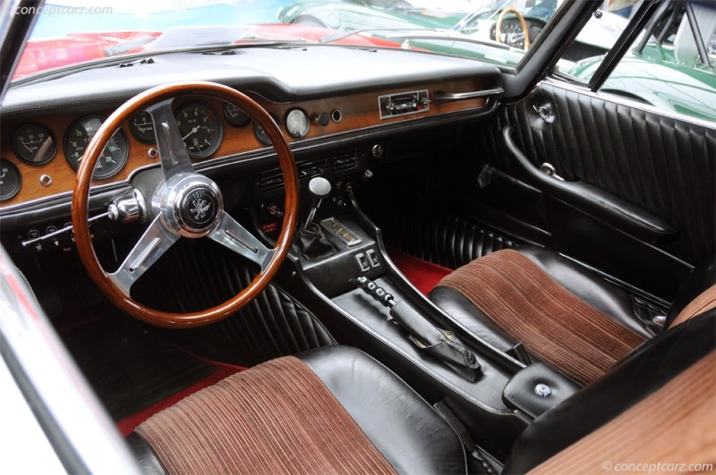 1972 ISO Grifo Series II Image  Chassis number GL220369  Photo 1 of 6