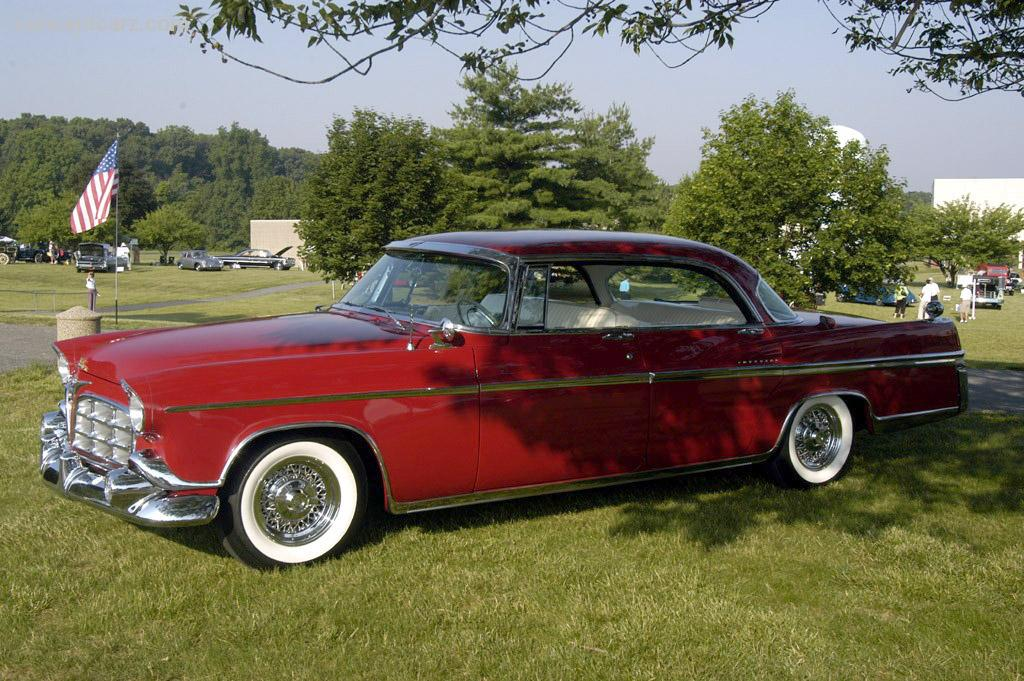 1956 imperial c73 southampton pictures history value Southampton motor cars
