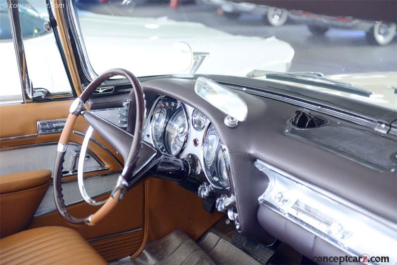 1958 Imperial Crown Series
