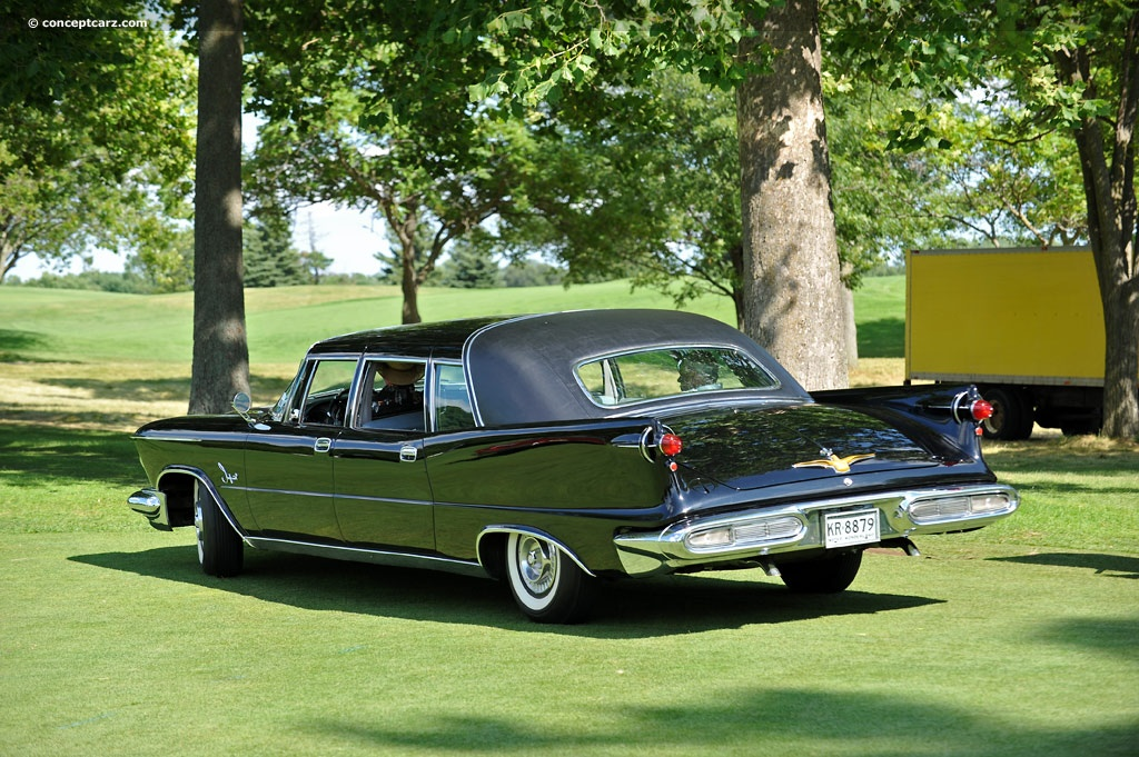 1958 Imperial Crown Imperial Image Chassis Number Ly11035