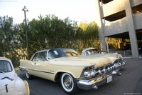 1959 Imperial Custom Series.  Chassis number M617106651