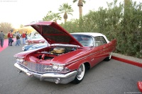 1960 Imperial Crown.  Chassis number 9204107098