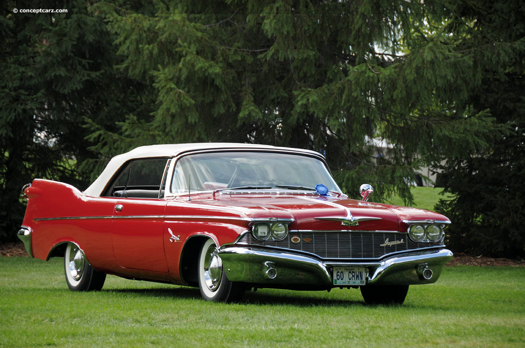 Auction Results And Data For 1960 Imperial Crown