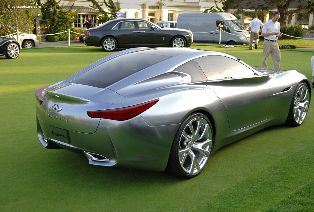 2009 Infiniti Essence Concept Image. https://www ...