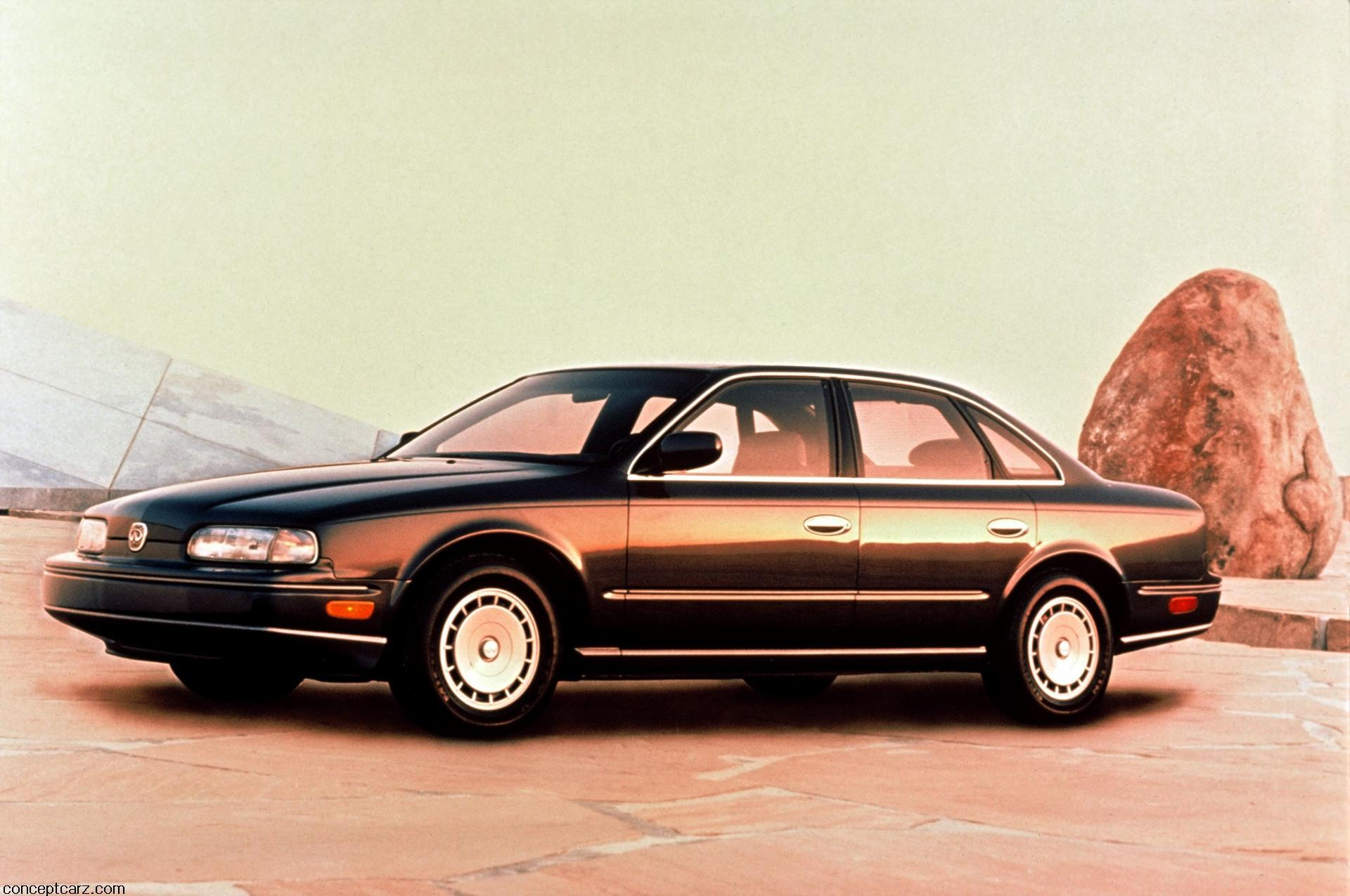 1990 Infiniti Q45 History Pictures Sales Value Research