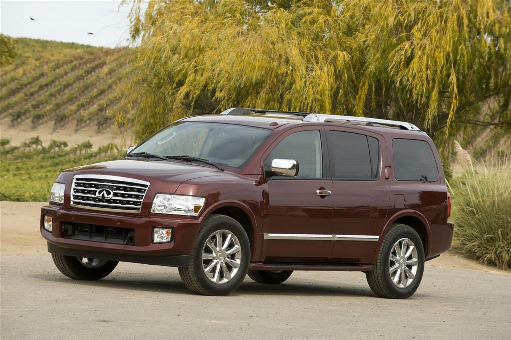 Auction Results And Sales Data For 2010 Infiniti Qx