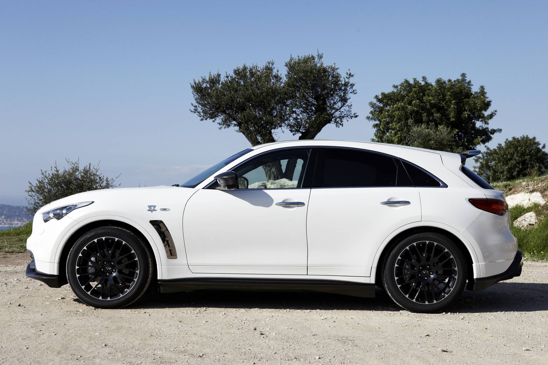 2013 Infiniti Fx Vettel Edition News And Information