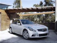 Infiniti G37 Monthly Vehicle Sales