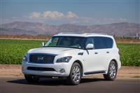 Infiniti QX80 Monthly Vehicle Sales