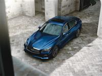 Infiniti Q50 Monthly Sales
