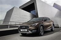 Infiniti QX30 Monthly Vehicle Sales