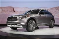 Image of the QX70 Limited