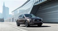 Infiniti QX50 Monthly Vehicle Sales