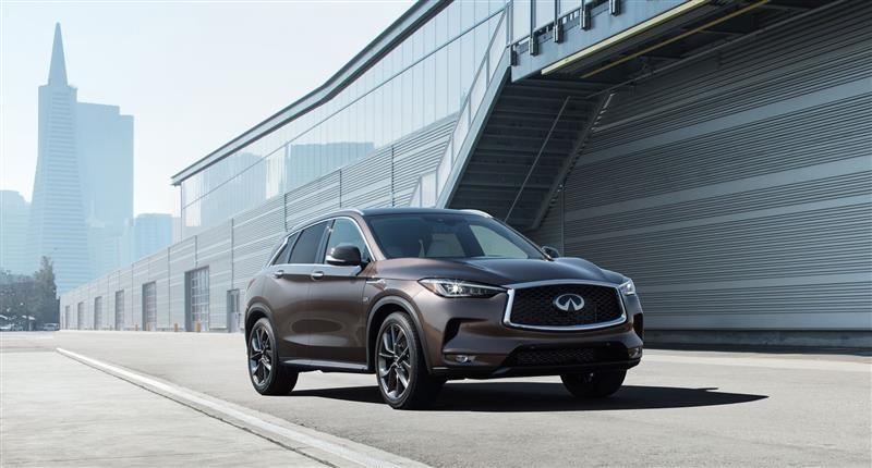 Infiniti QX50 pictures and wallpaper