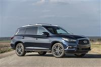 Infiniti QX60 Monthly Vehicle Sales