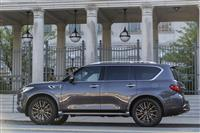 Infiniti QX80 Monthly Vehicle Sales