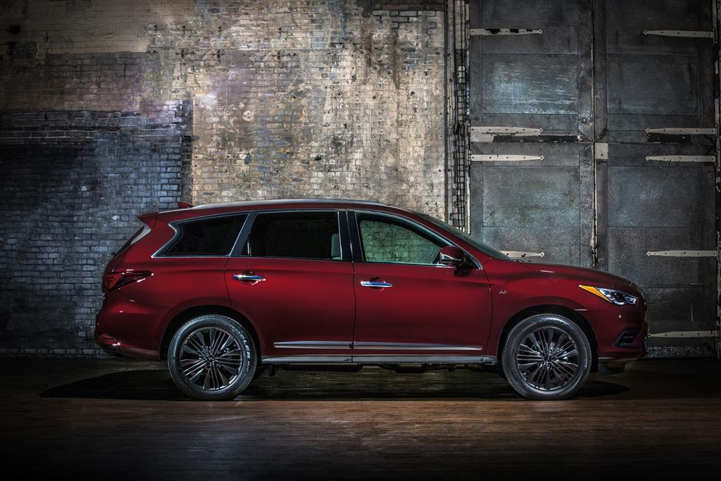 2019 Infiniti QX60 Limited News and Information