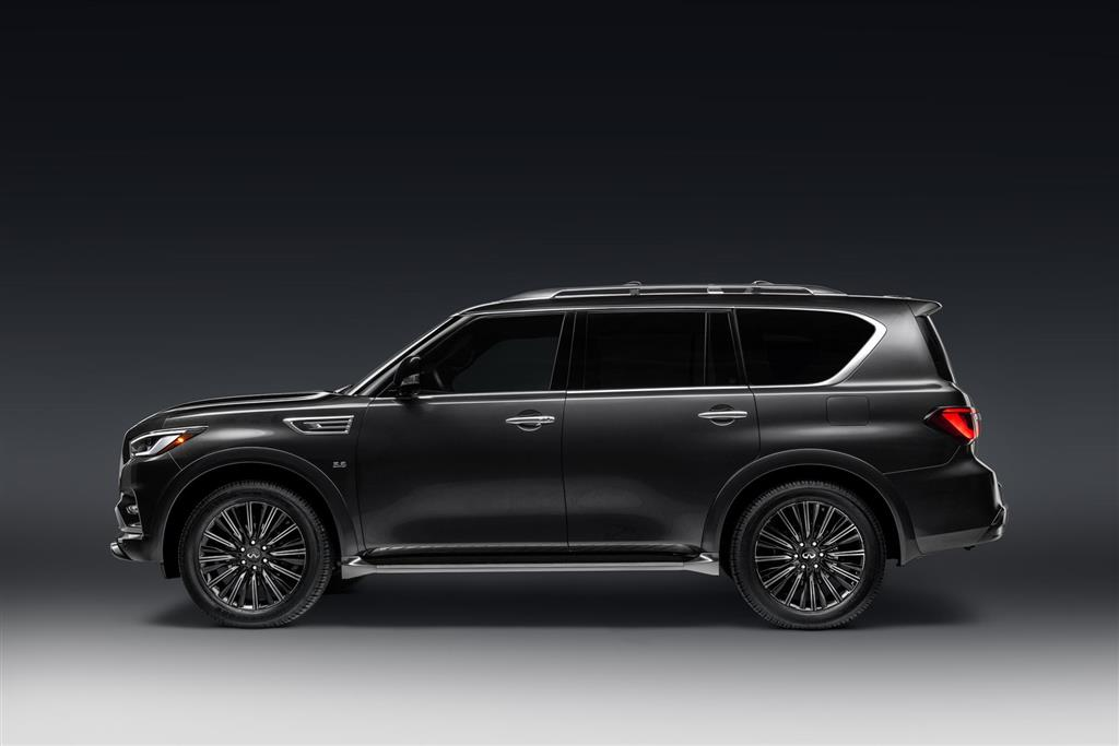 2019 Infiniti QX80 Limited News and Information