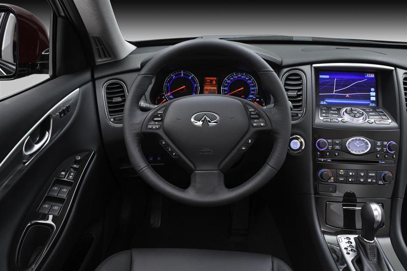 2011 Infiniti EX30d Black Premium Edition