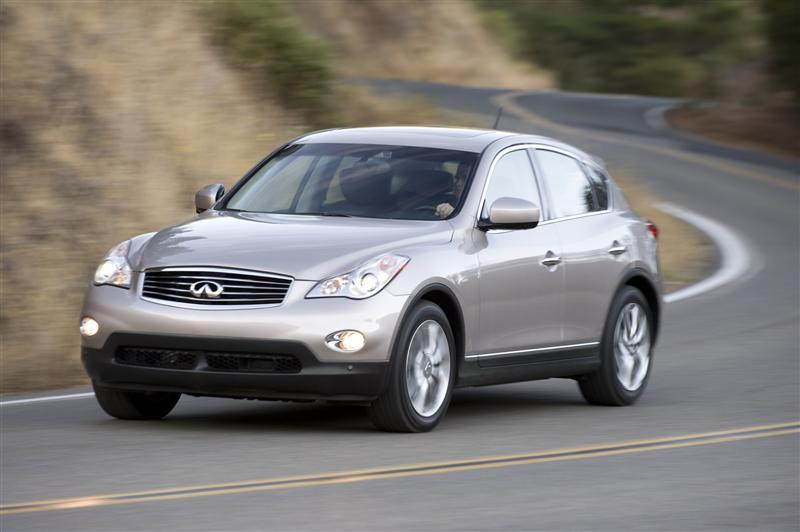 2009 Infiniti Ex News And Information Conceptcarz