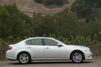 2012 Infiniti G25 Sedan image.