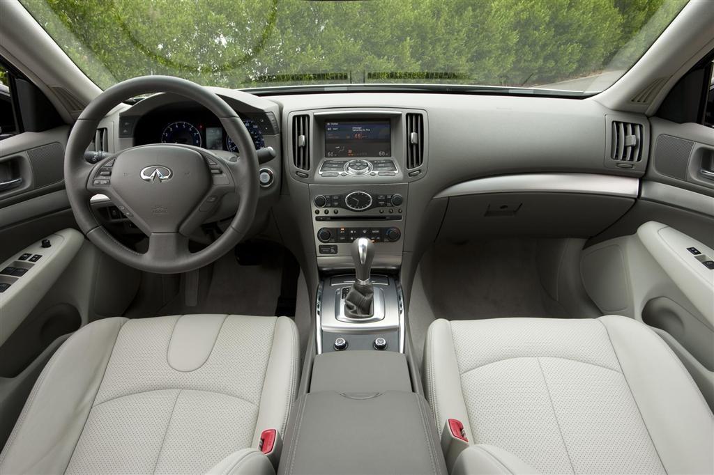 2012 Infiniti G25 Sedan News And Information Com