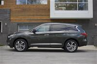 Infiniti JX Monthly Vehicle Sales