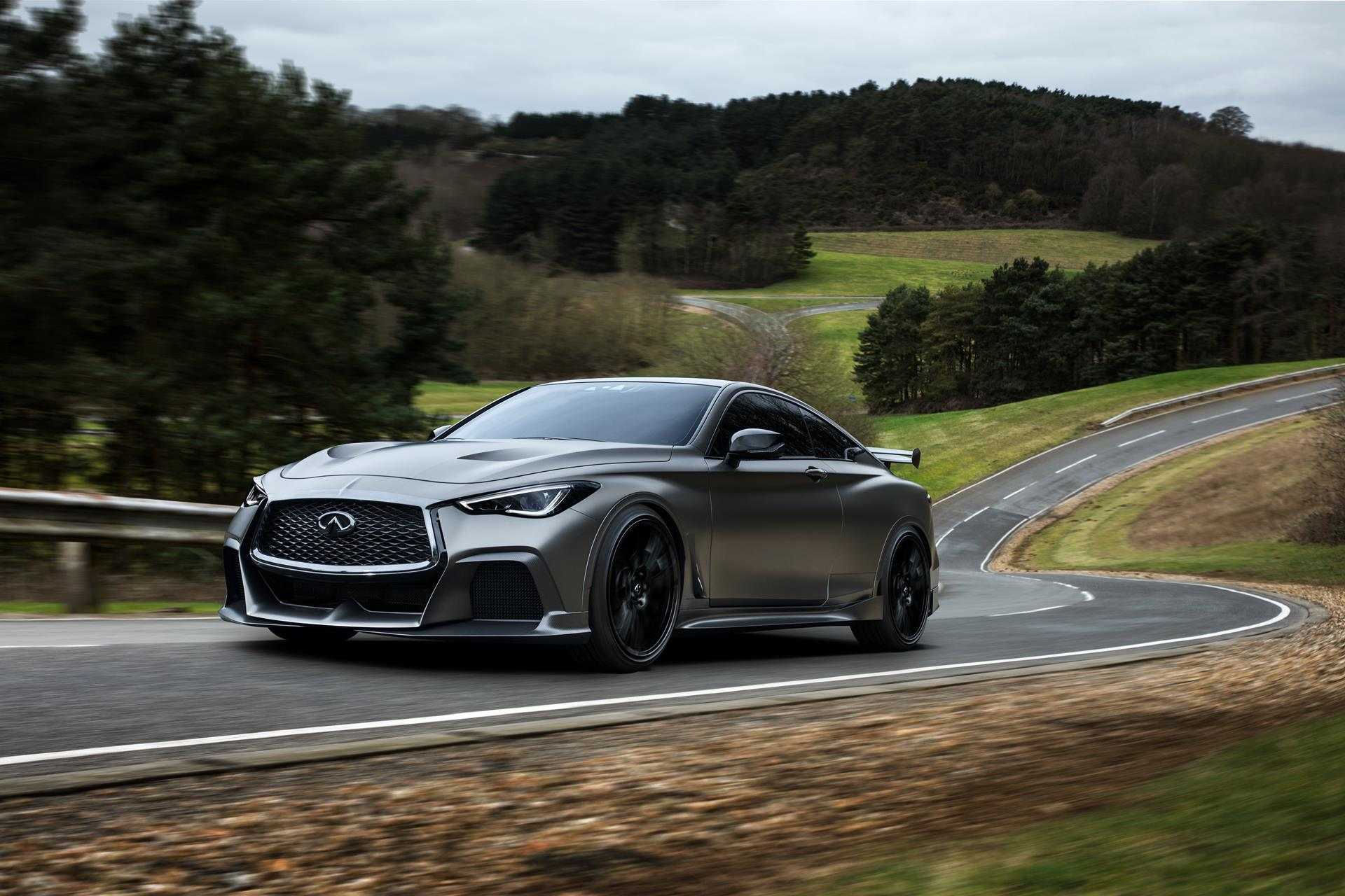 2017 Infiniti Project Black S News And Information Research And Pricing