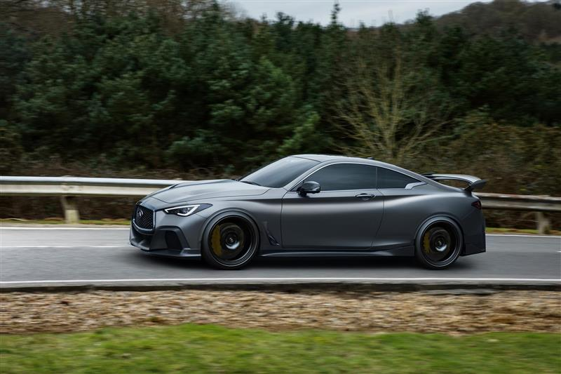 2017 Infiniti Project Black S News And Information Research And