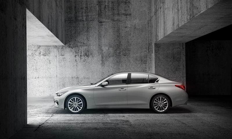 Infiniti Q50 pictures and wallpaper