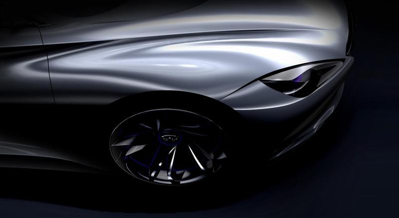 2012 Infiniti Sports Car Concept
