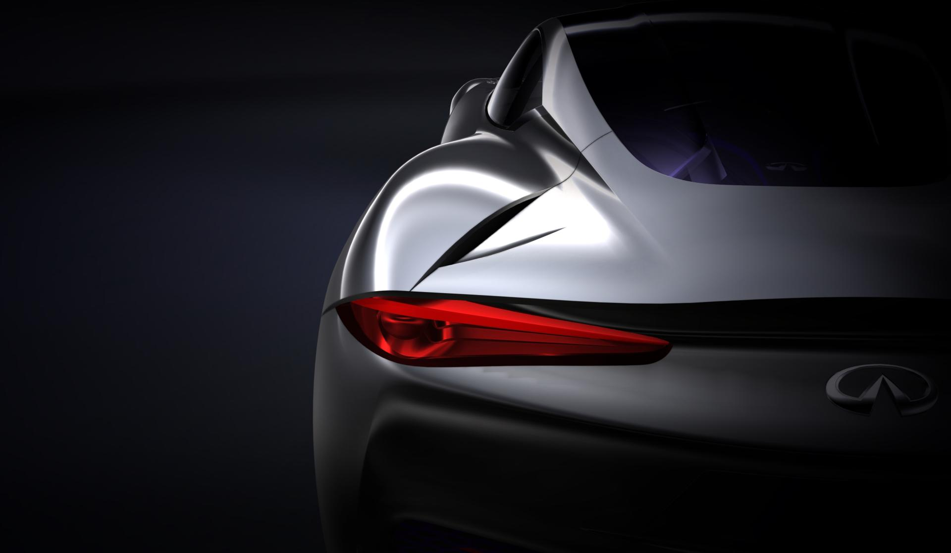 Beautiful 2012 Infiniti Sports Car Concept
