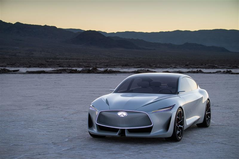 Infiniti Q Inspiration Concept pictures and wallpaper