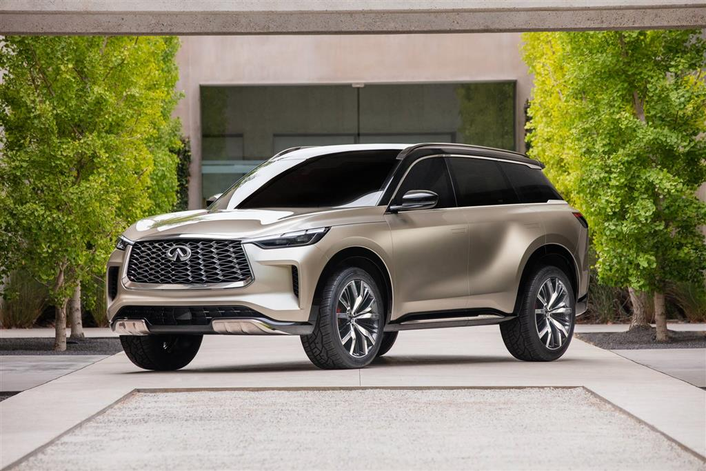 2021 infiniti qx60 monograph technical and mechanical