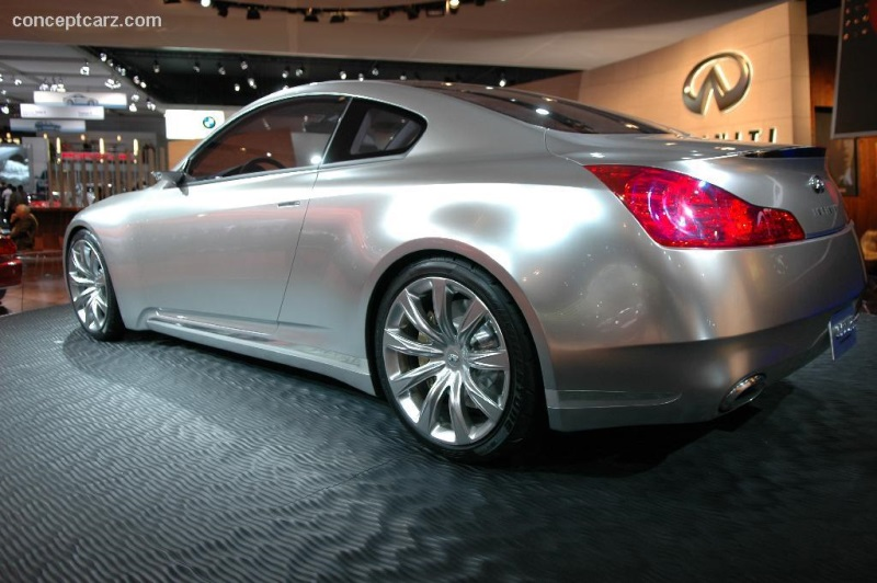 2006 Infiniti Coupe Concept Image Photo 22 Of 31