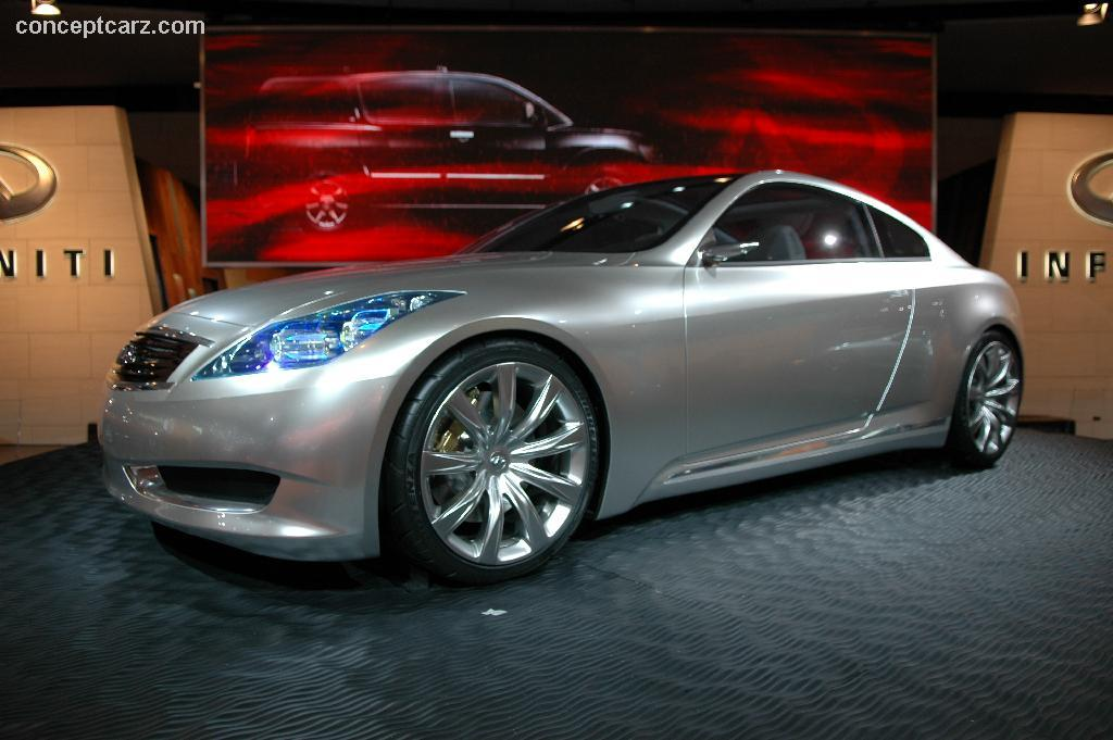 2006 Infiniti Coupe Concept Image Https Www Conceptcarz