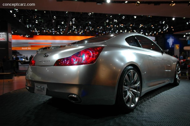 2006 Infiniti Coupe Concept Image Photo 21 Of 31