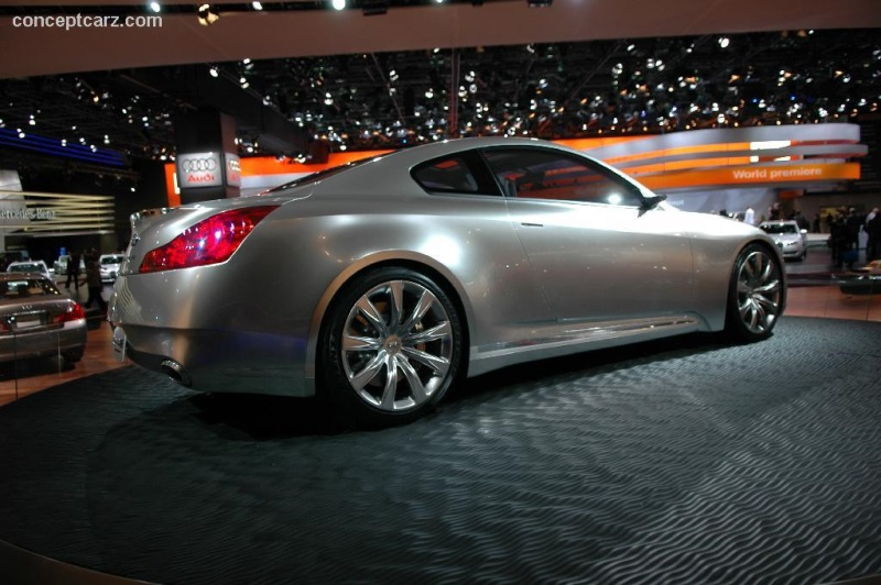 2006 Infiniti Coupe Concept Image Photo 20 Of 31