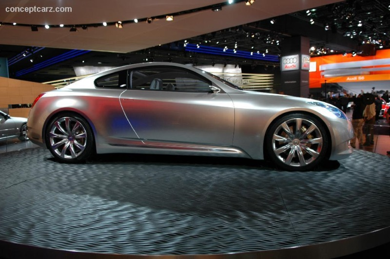 2006 Infiniti Coupe Concept Image Photo 19 Of 31