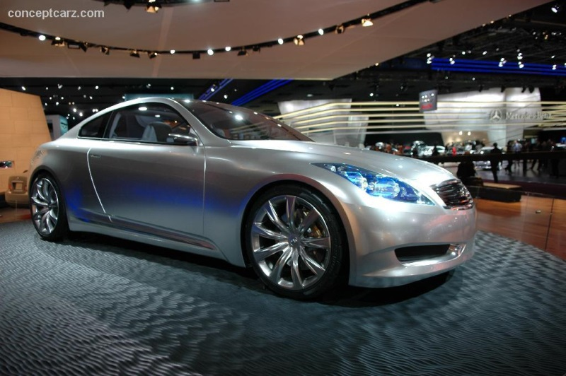 2006 Infiniti Coupe Concept Image Photo 17 Of 31