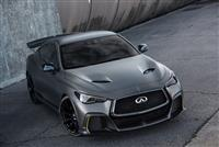 Popular 2018 Infiniti Project Black S Prototype Wallpaper