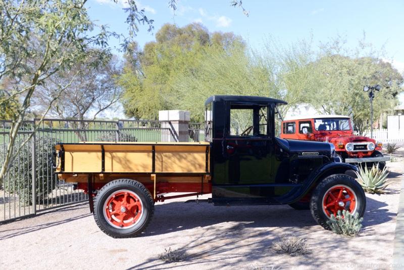 1930 International Harvester Single-Ton Pick Up Image