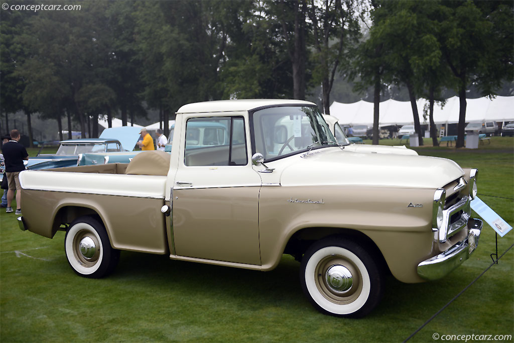 1957 International Harvester Golden Jubilee Pictures